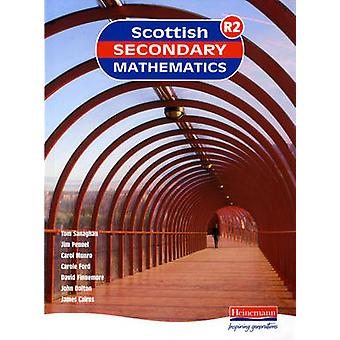 Scottish Secondary Maths Red 2 Student Book by Scottish Secondary Mathematics Group
