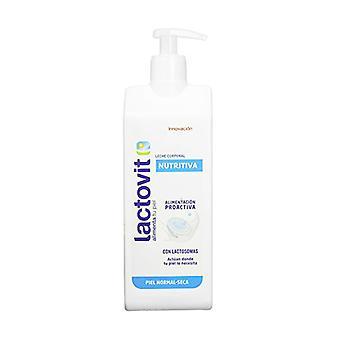 Body Milk Original Lactovit (400 ml)