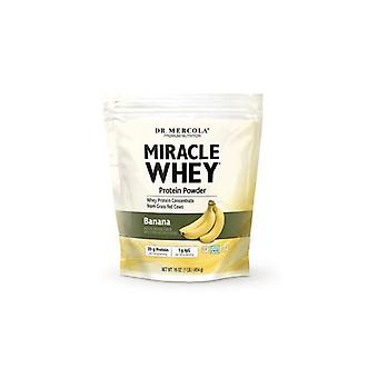 Miracle Whey Banana (454 gramos) - Dr. Mercola