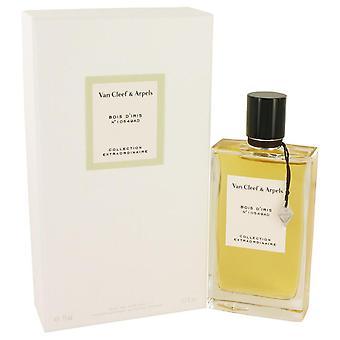 Van Cleef & Arpels Bois D'iris Eau De Parfum Spray By Van Cleef & Arpels 2.5 oz Eau De Parfum Spray