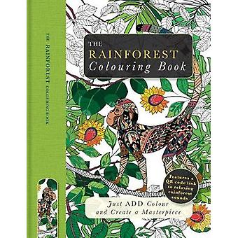 The Rainforest Colouring Book by Lawson & Beverley