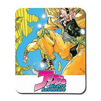 Manga JoJos Bizarre Adventure 3 Mouse Pad