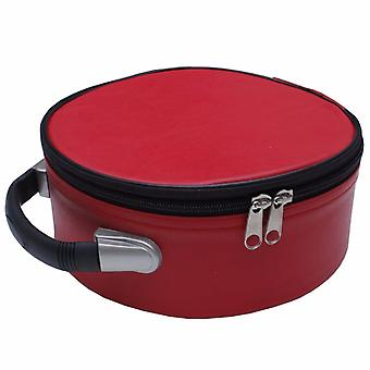 Masonic hat/cap case red