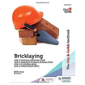 &Kaupunki Killat Oppikirja - Bricklaying varten Taso 2 Tekninen