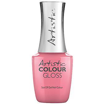Artistic Colour Gloss Gel Nail Polish Collection - Bad Habit (03252) 15ml