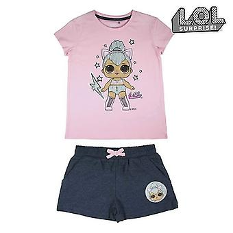 Set kleding LOL Surprise! Grijs Roze