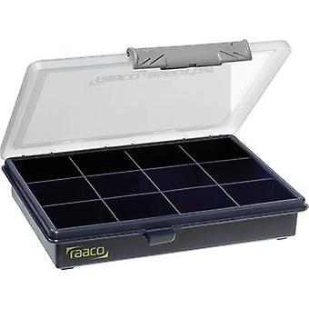 raaco Assorter 6-12 Assortment box (L x W x H) 175 x 143 x 32 mm No. of compartments: 12 fixed compartments 1 pc(s)