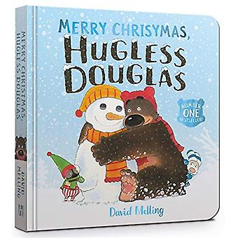 Merry Christmas - Hugless Douglas Board Book by David Melling - 97814
