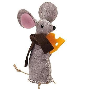 Kit di cucitura feltro del mouse