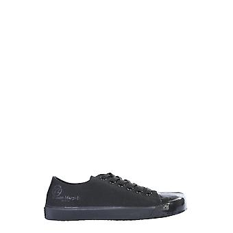 Maison Margiela S58ws0110p3212h3435 Women's Black Cotton Sneakers