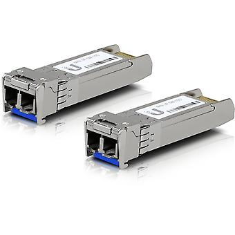 Ubiquiti U Fiber Sfp+ Single-Mode Module 10G 2-Pack