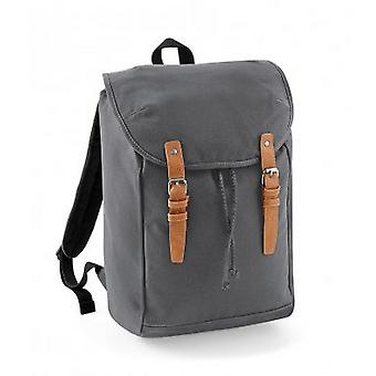 Quadra Vintage Rucksack / Backpack (Pack of 2)