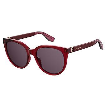 Marc Jacobs Marc 445/S 8CQ/K2 Cherry/Mauve Sunglasses