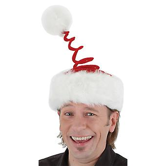 Springy Santa Hat For All