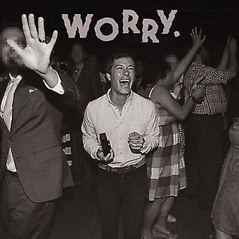 Jeff Rosenstock - Worry. [CD] USA import