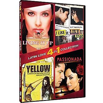 Latin Romance: Yellow / I Like It Like That [DVD] USA import