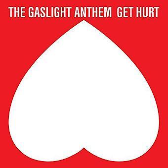 Gaslight Anthem - Get Hurt [CD] USA import
