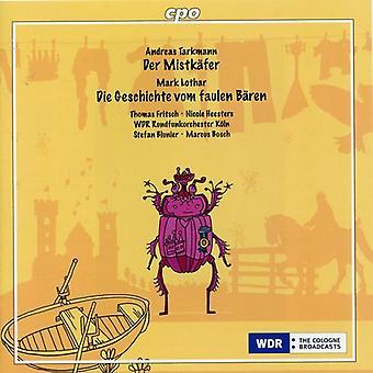 J.S. Bach - Bach: Apocryphe st. Luke Passion Bwv.246, importation USA Anh.II,30 [CD]