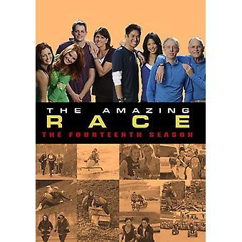 Amazing Race: Season 14 [DVD] USA import