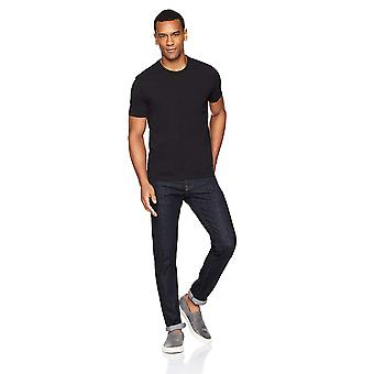 "Goodthreads Men's ""The Perfect Crewneck T-Shirt"" Short-Sleeve Cotton, Schwarz, ..."