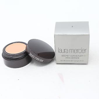 Laura Mercier Secret Concealer Anti-Cernes 2 0,08 Unzen/2,2 g neu mit Box