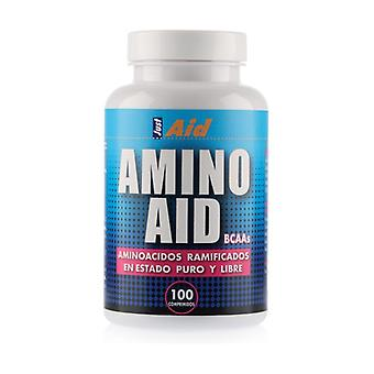 Amino Aid BCAAs 100 tablets
