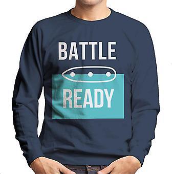 Hasbro Schlachtschiff Battle Ready Men's Sweatshirt