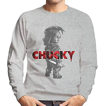 Chucky ser bakåt män ' s tröja