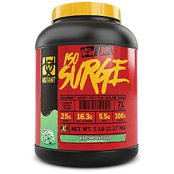 Mutant Iso Surge Mint Chocolate Chip 5 lbs
