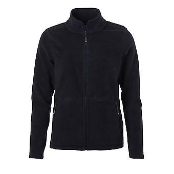 James och Nicholson Womens/Ladies Fleece Jacket