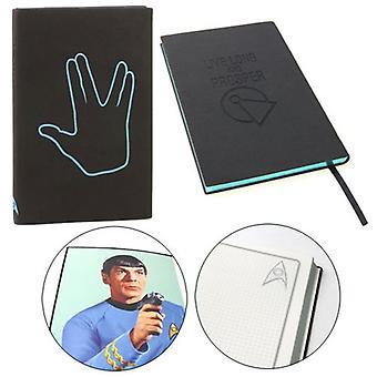 Notebook Star Trek The Original SeriesSpock Journal STOL202