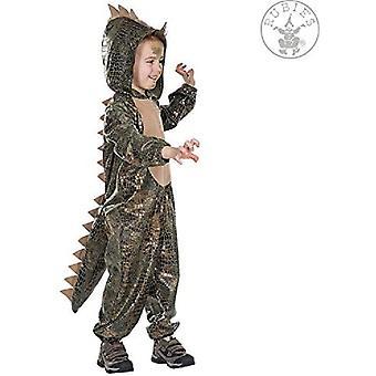 Dino Children's Costume Dinosaur Algehele Carnaval Urzeit Dinooverall Dier kostuum