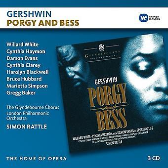 Gershwin / rammelen - Porgy & Bess [CD] USA importeren