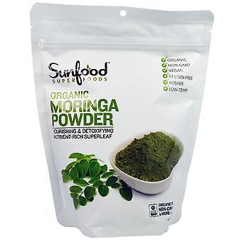 Sunfood, Organic Moringa Powder, 8 oz (227 g)