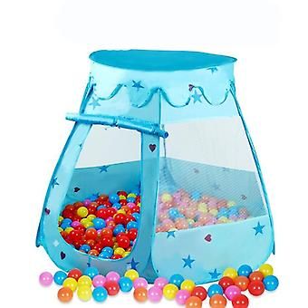 Kids playing house tent