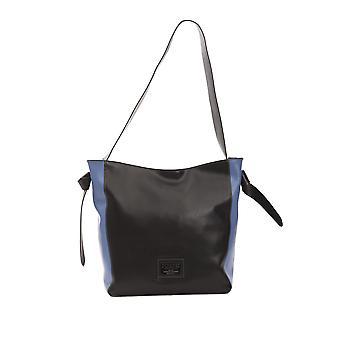Avio nero shoulder bag