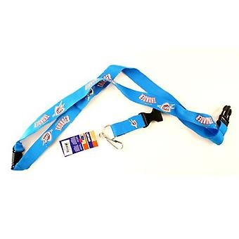 Oklahoma City Thunder NBA Lanyard