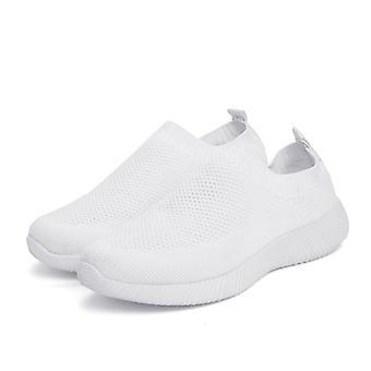 Scarpe da corsa Donne Slip-On Toe Sneakers