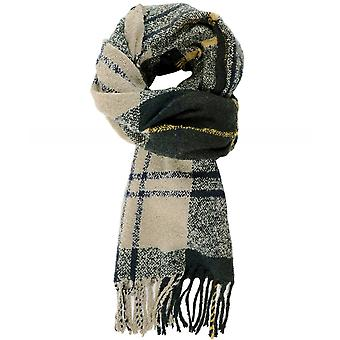 Barbour International Tartan Boucle Scarf