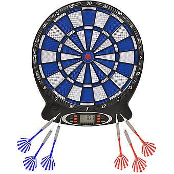 Elektronisch dartbord Enero 43cm + 6 darts