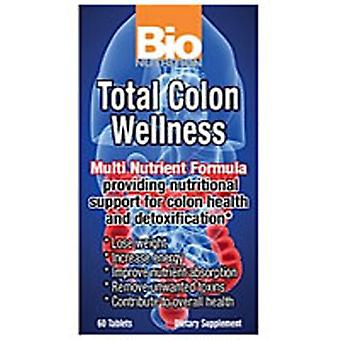 Bio Nutrition Inc Total Colon Wellness, 60 välilehteä
