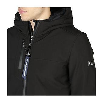 Yes Zee - Clothing - Jackets - 0200_O802_M400_0801 - Men - Schwartz - XL