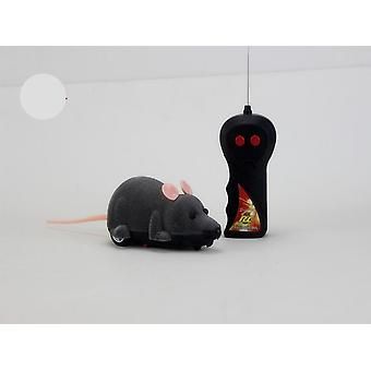 Funny Rc Animals, Wireless Remote Control Rc Electronic Rat Mouse- Mice Toy