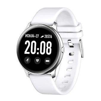 Lige 2020 Fashion Sports Smartwatch Fitness Sport Activity Tracker Smartphone Watch iOS Android - White