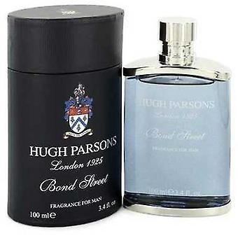 Hugh Parsons Bond Street By Hugh Parsons Eau De Parfum Spray 3.4 Oz (men) V728-545775