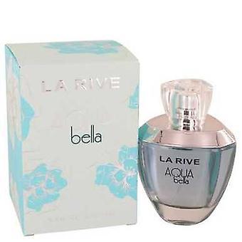 Aqua Bella by la Rive Eau de Parfum Spray 3,3 oz (mulheres) V728-536945