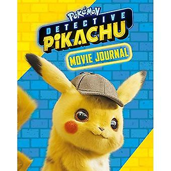 Detetive Pikachu Movie Journal (Pokemon)