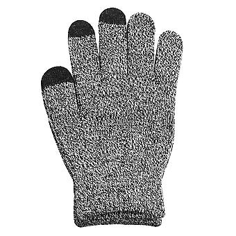 Unisex Touch Screen Gloves Fluid Tactile Preserved