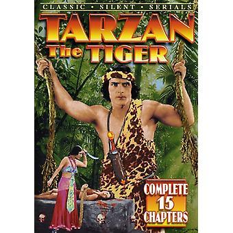 Tarzan de tijger [DVD] USA importeren