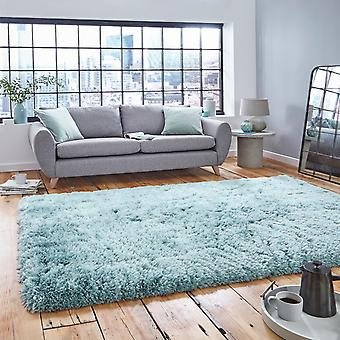 Polar PL95 Very Light Blue  Rectangle Rugs Plain/Nearly Plain Rugs